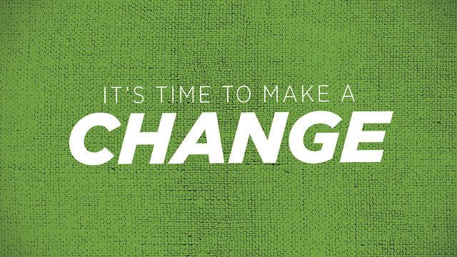 Make A Change Mondays Thehypocriticalgreenie